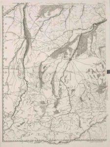 Pairi-daeza München: Hydrografische Karte München 1806